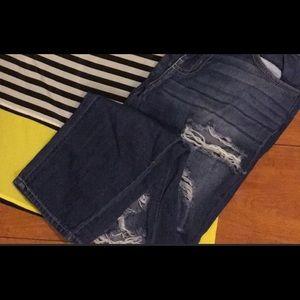 KanCan Jeans - VINTAGE Distressed KanCan Jeans Size 26